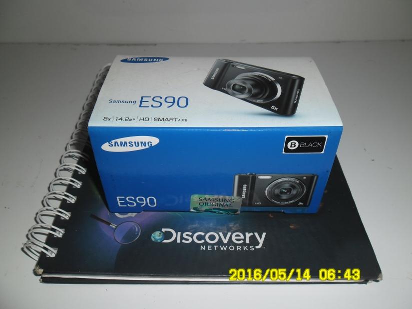 2016, May 16 – Samsung ES90 HD Digital CameraReview