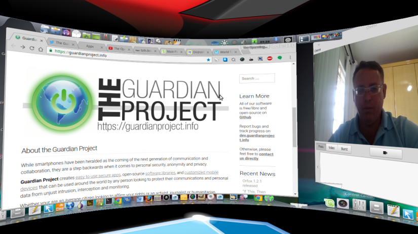 2016 – Introduction to The Guardian Project, An Operating System Based on Android – December31